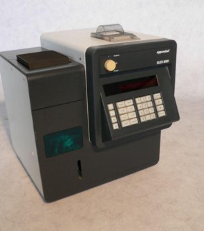 Eppendorf Elex 6361 Flame Photometer