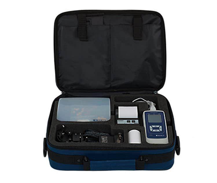 Maico Ero Scan Portable OAE Test System, DPOAE Screener
