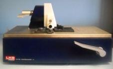 MISCELLANEOUS LABORATORY EQUIPMENT Lkb bromma 2178 histo knife maker ii P/N: 90 01 9233, S/N: 463.