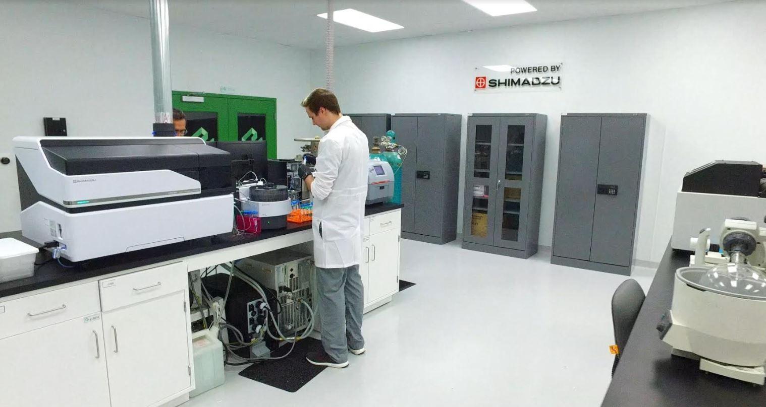 Shimadzu Scientific Instruments Supports Medical Cannabis Testing at EVIO Labs Florida
