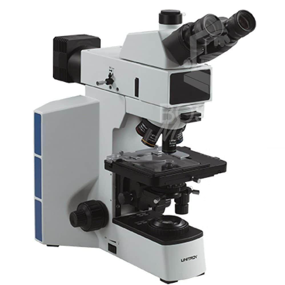 Unitron EXAMET-5 Trinocular Upright Metallurgical Microscopes
