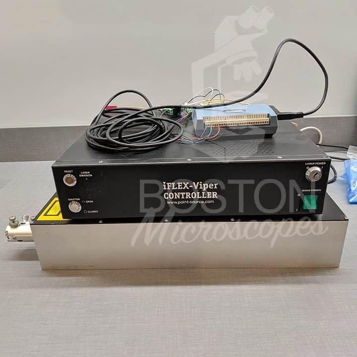 Excelitas iFLEX-Viper Multi-Line Laser Engine