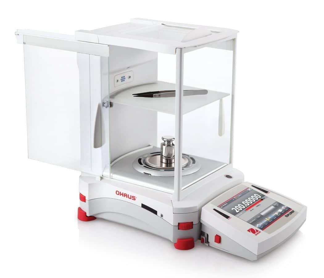 Ohaus EX125 Explorer Semi-Micro Analytical Balance (120g x 0.01mg) (NEW)