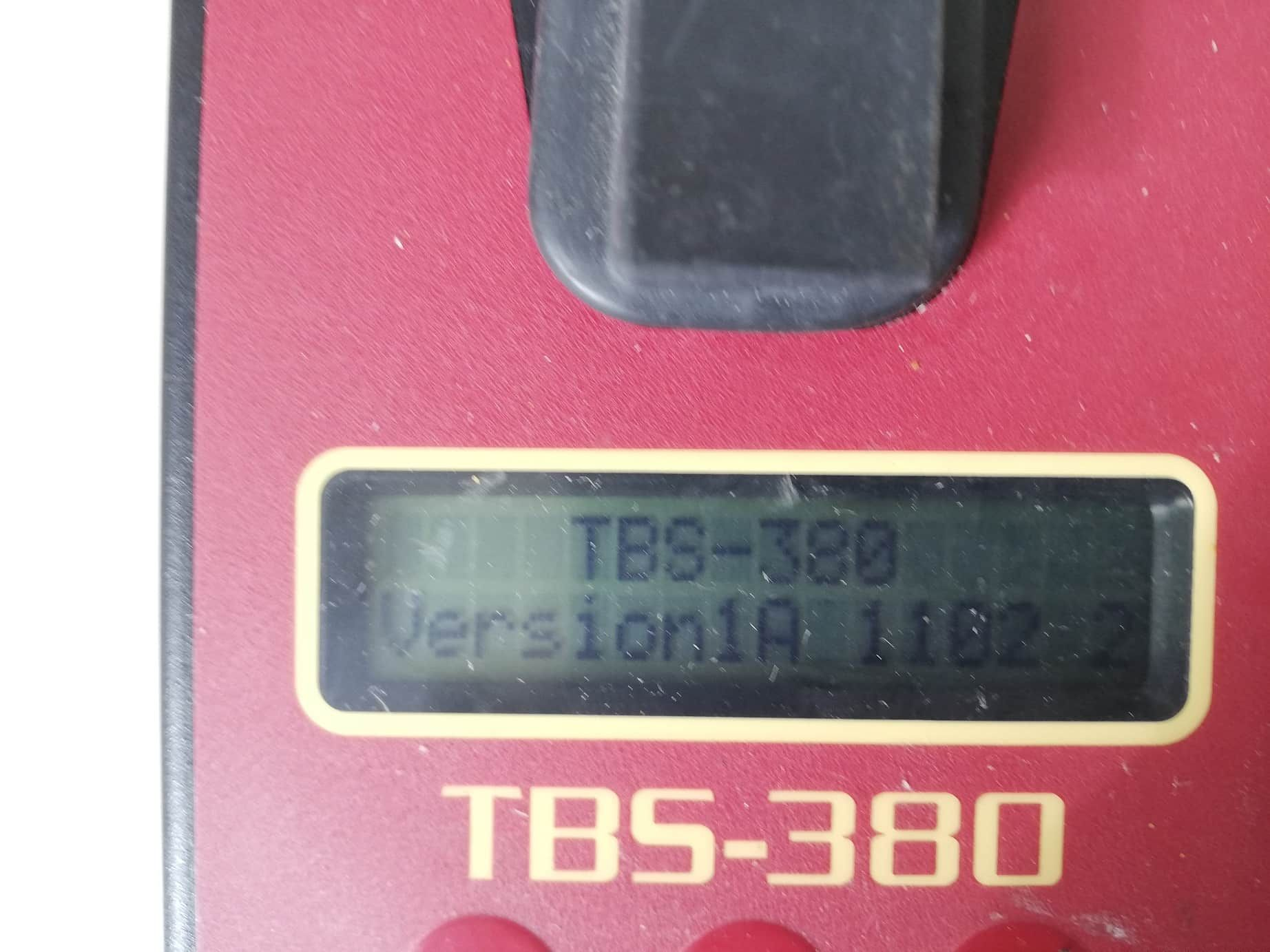 Turner Biosystems TBS-380 Fluorometer