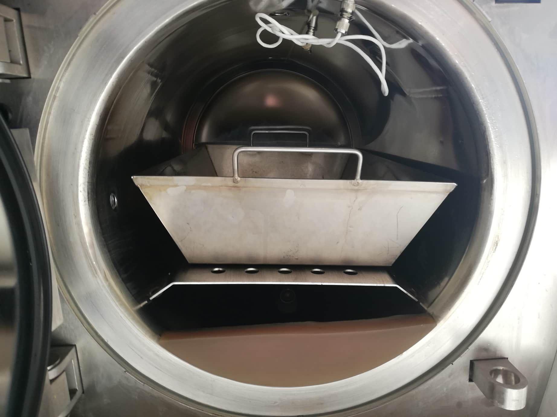 Laboratory autoclave DE-45 SYSTEC