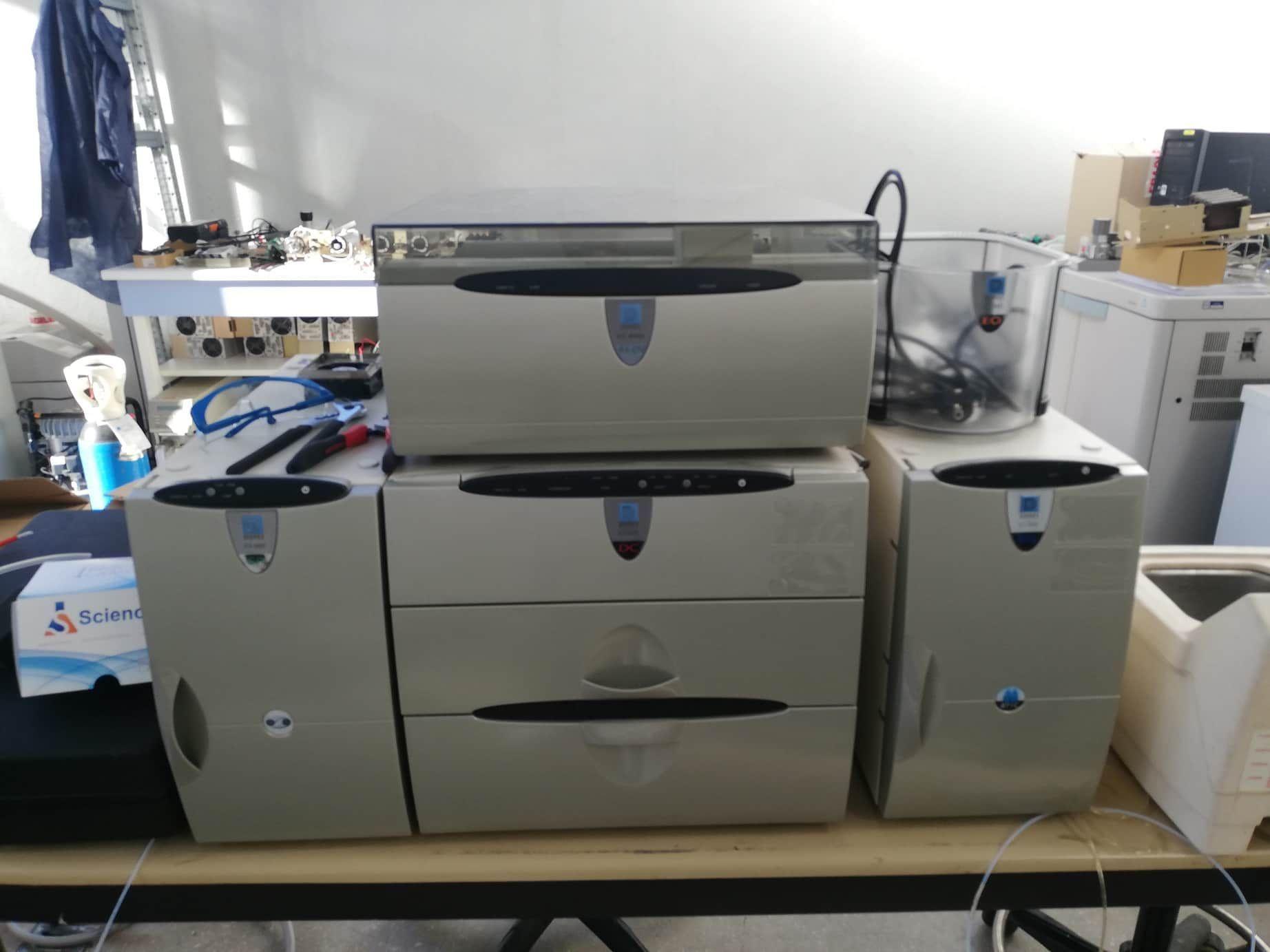 DIONEX ICS 3000 ion chromatography