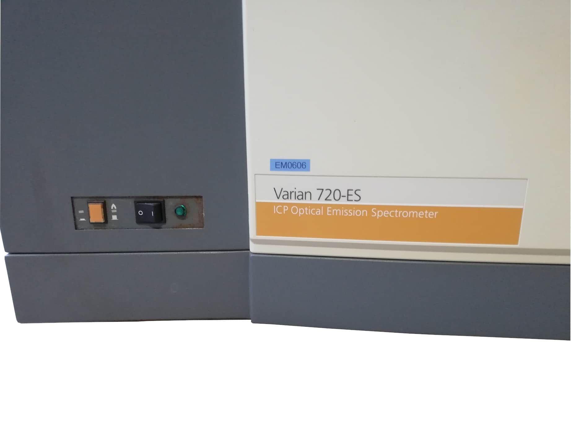 ICP VARIAN 720 ES
