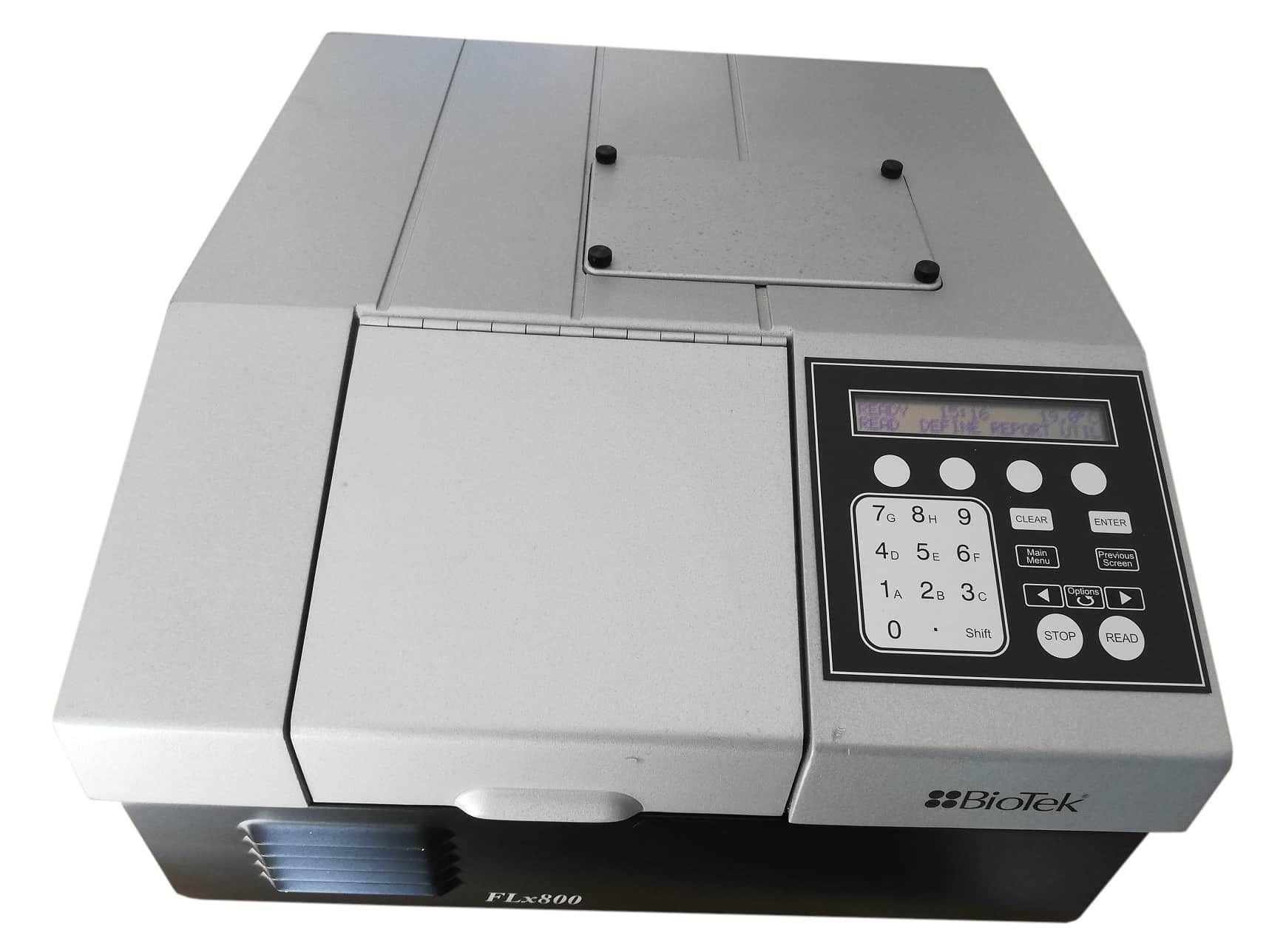 BioTek Fluorescence Microplate Readers FLx800