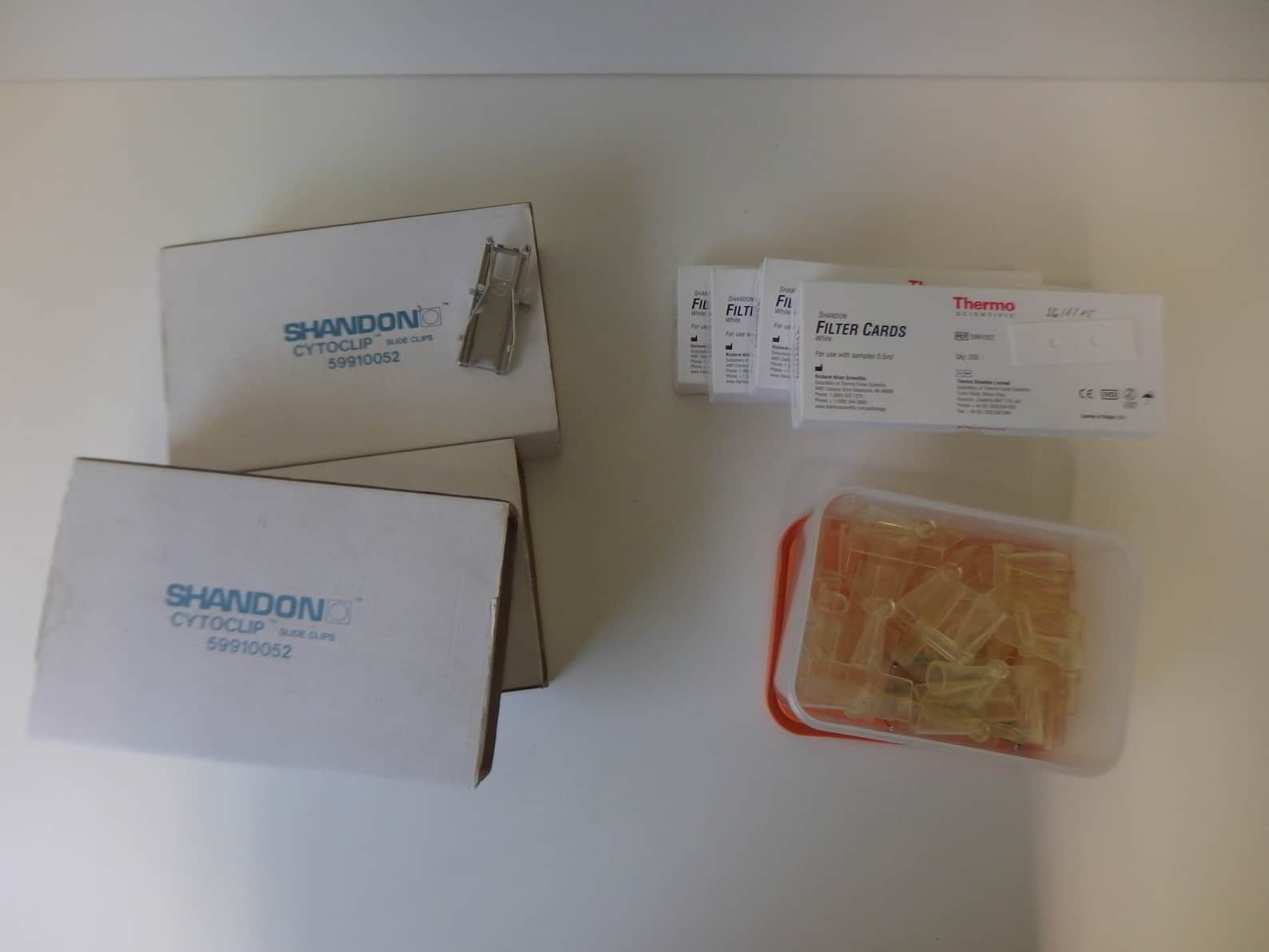 CENTRIFUGE CYTOSPIN 3 SHANDON