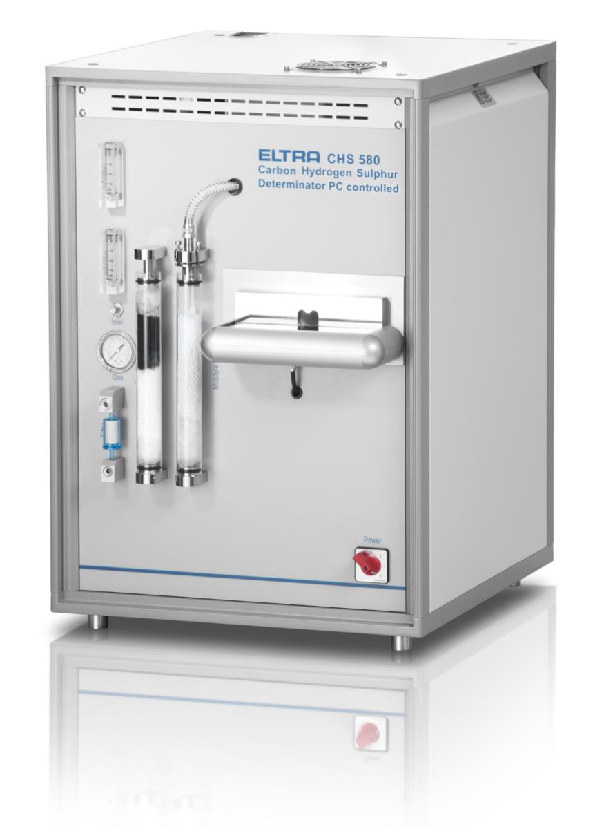 Carbon / Hydrogen / Sulfur Analyzer CHS-580