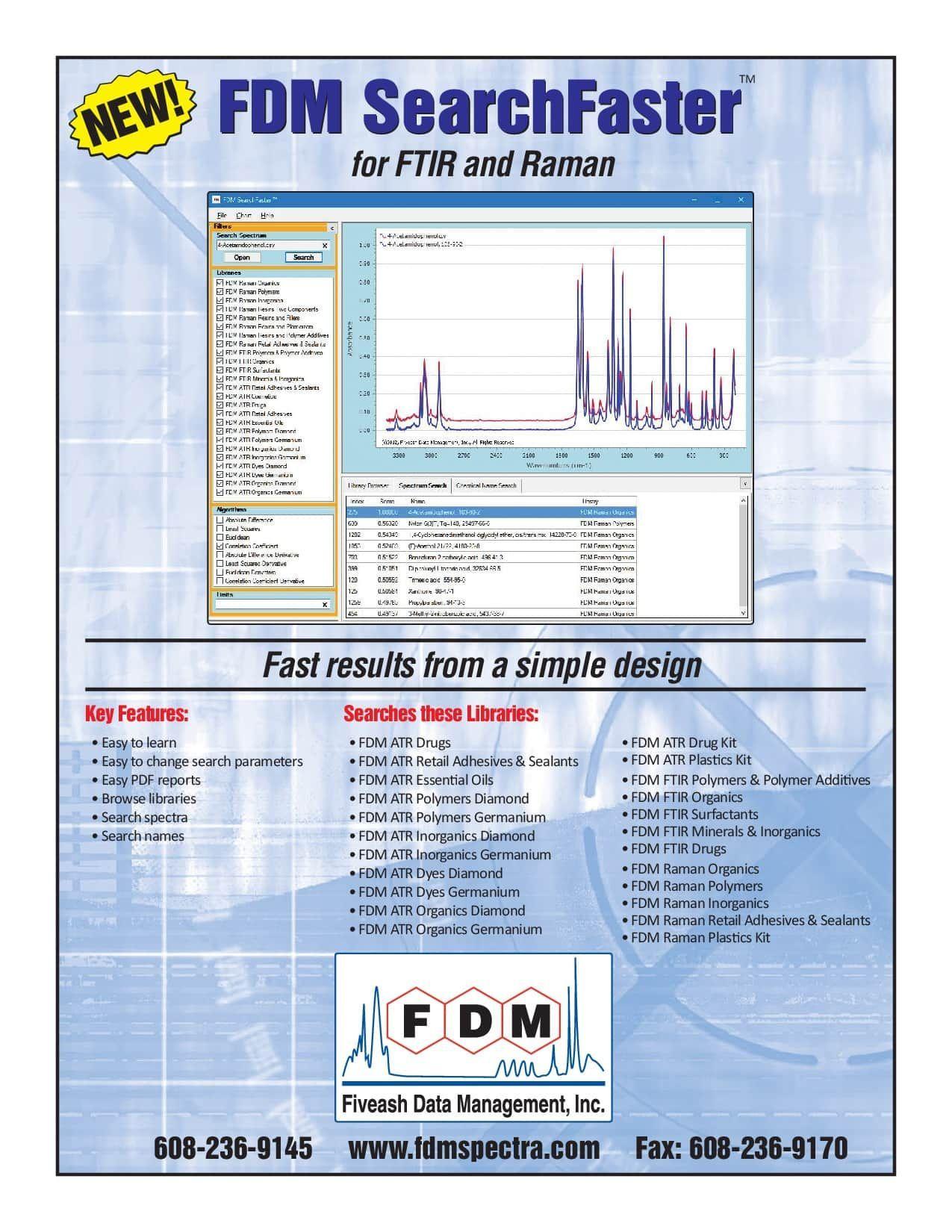 FDM ATR Organics Germanium