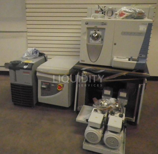 Thermo Finnigan LTQ Mass Spectrometer System Lot 2019