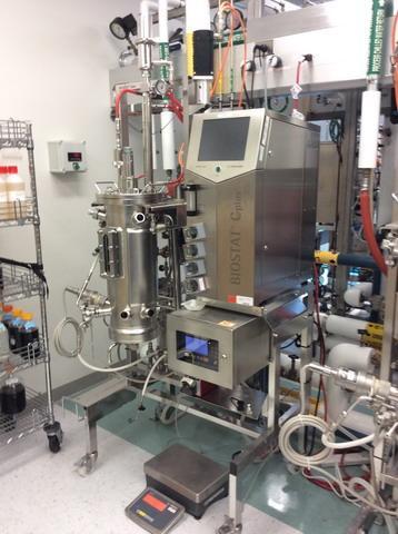 Sartorius Mdl Biostat C+15-3K Fermenter
