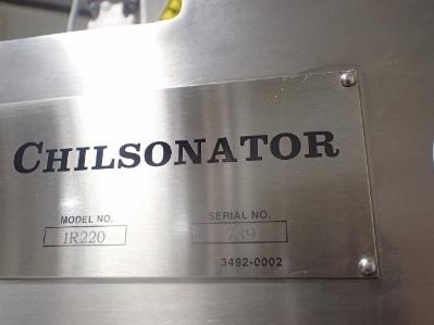 Fitzpatrick Chilsonator, Model IR220