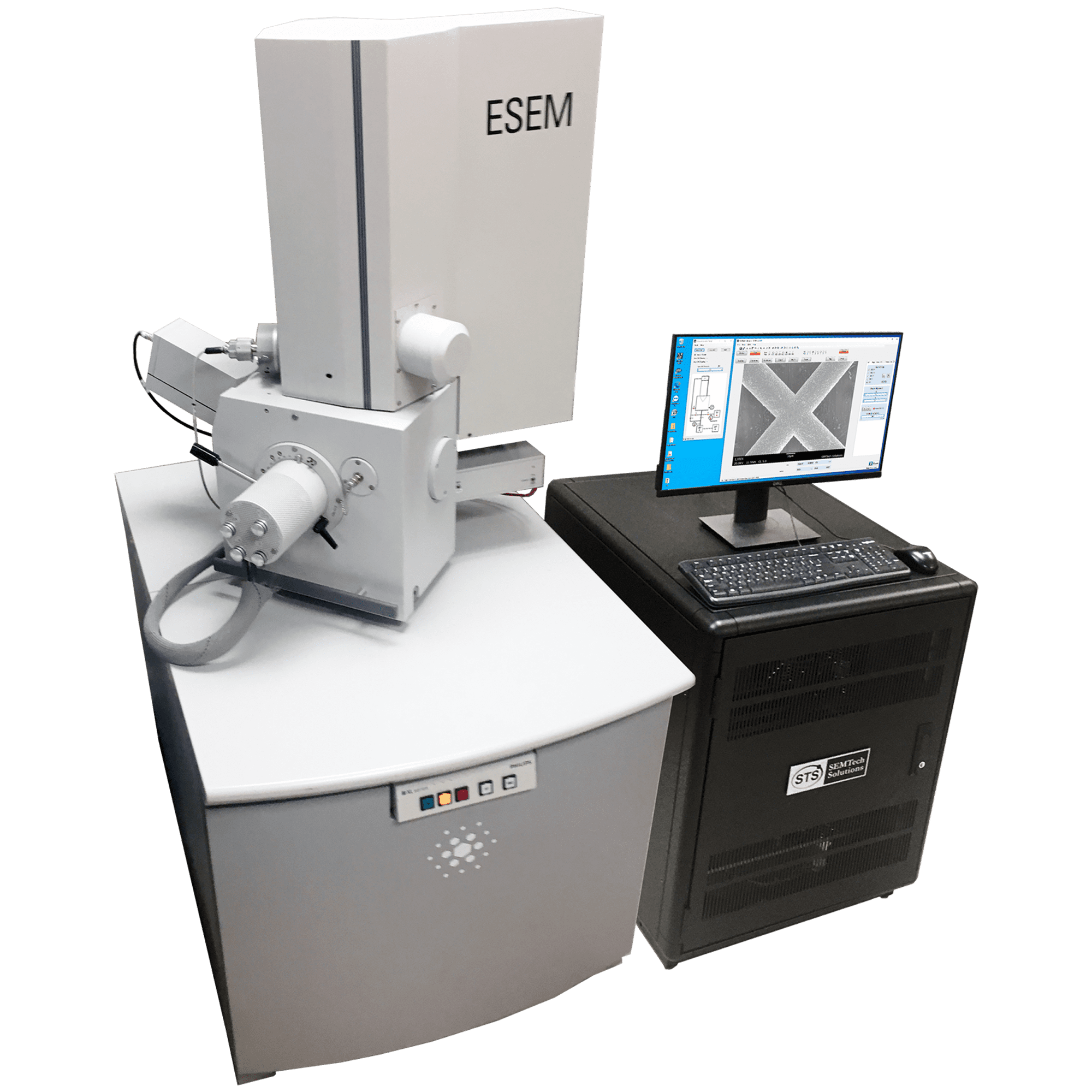 Win10 FEI (Philips) XL30 Refurbished FE ESEM - Powered by SEMView8000