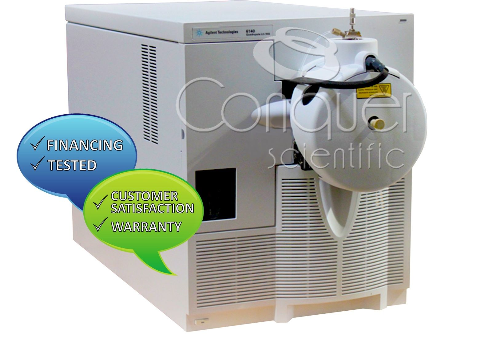 Agilent 6140 Series Quadrupole LCMS / LC-MS / MSD