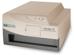Molecular Device FilterMax F5 Microplate Reader- Certified with Warranty