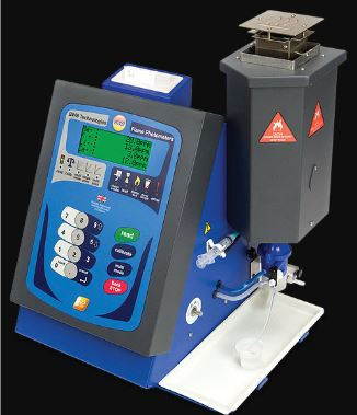 BWB Technologies USA Flame Photometers