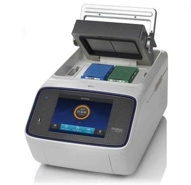 ABI Proflex PCR with (2X) 384 well Block -  Certified with Warranty