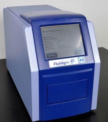 Fluidigm FC1 Cycler