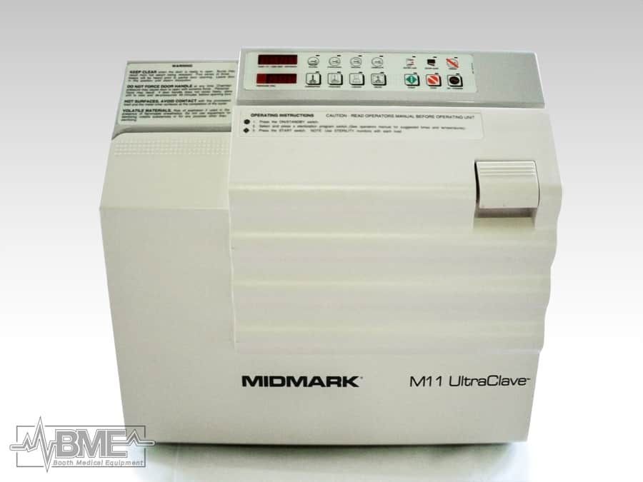 Midmark/Ritter M11 Automatic Autoclave  - Clearance