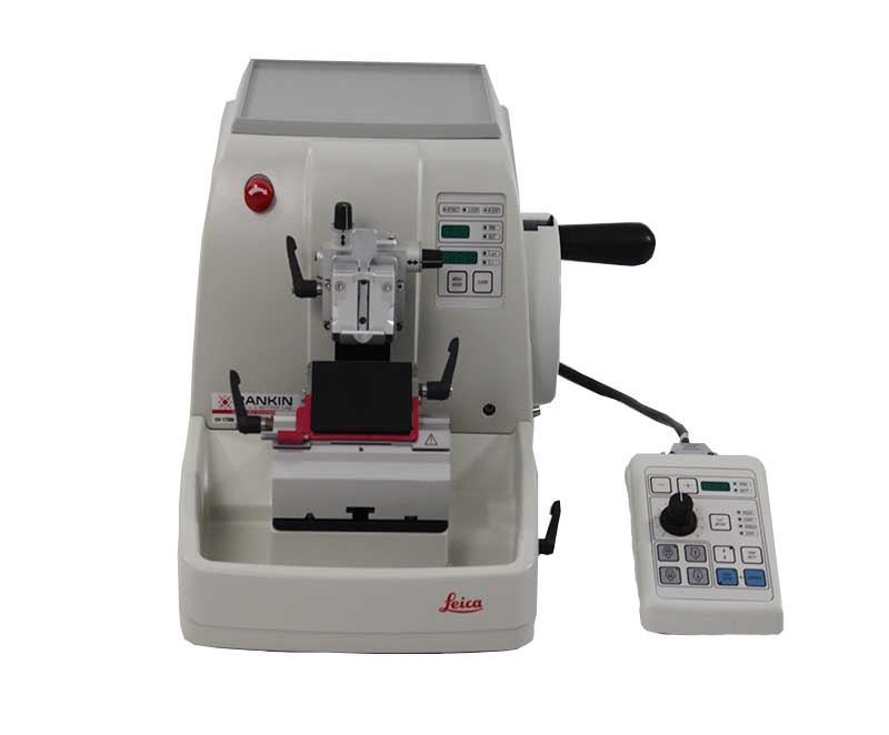 Leica RM2255 Microtome | Rankin 1-Year Parts & Labor Warranty