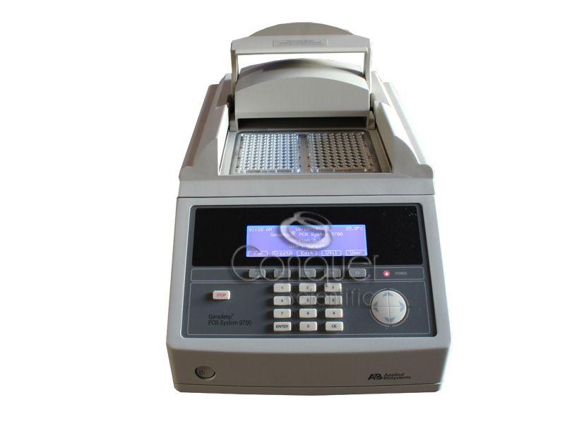 Applied Biosystems ABI Perkin Elmer 9700 GeneAmp Dual Block PCR System Thermal Cycler (USED)