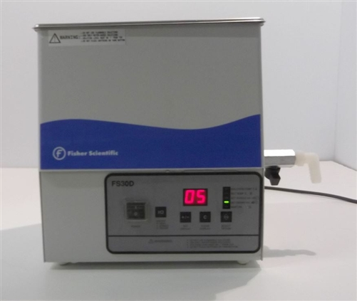 Fisher Scientific FS20H Ultrasonic Cleaner