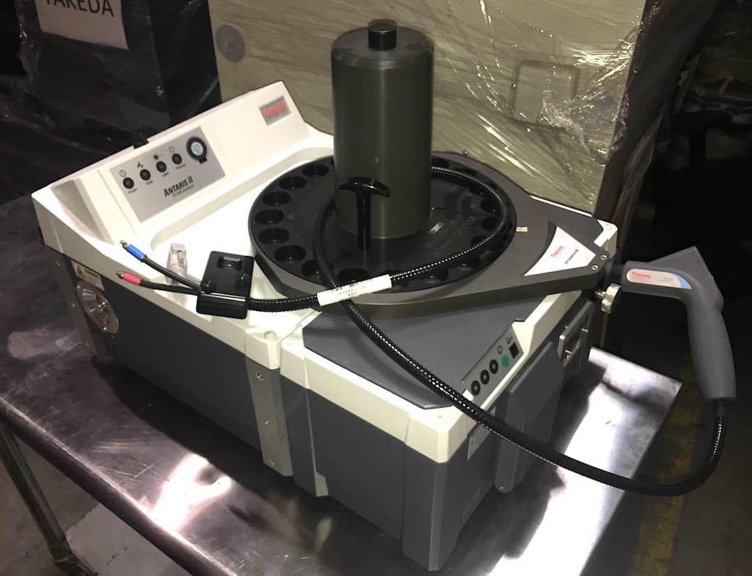 FT-Nir Aratris II MDS with Autosampler