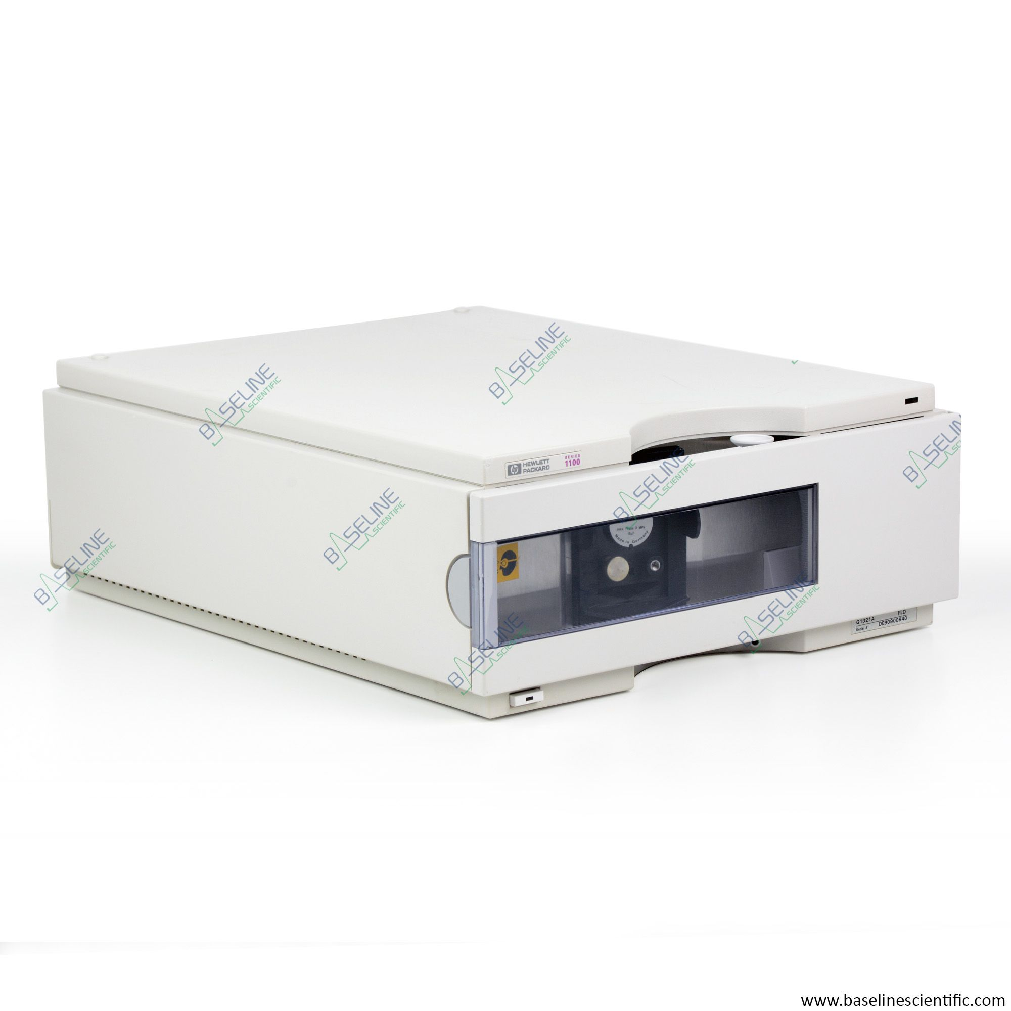 Refurbished Agilent HP 1100 G1321A Fluorescence Detector with ONE YEAR WARRANTY