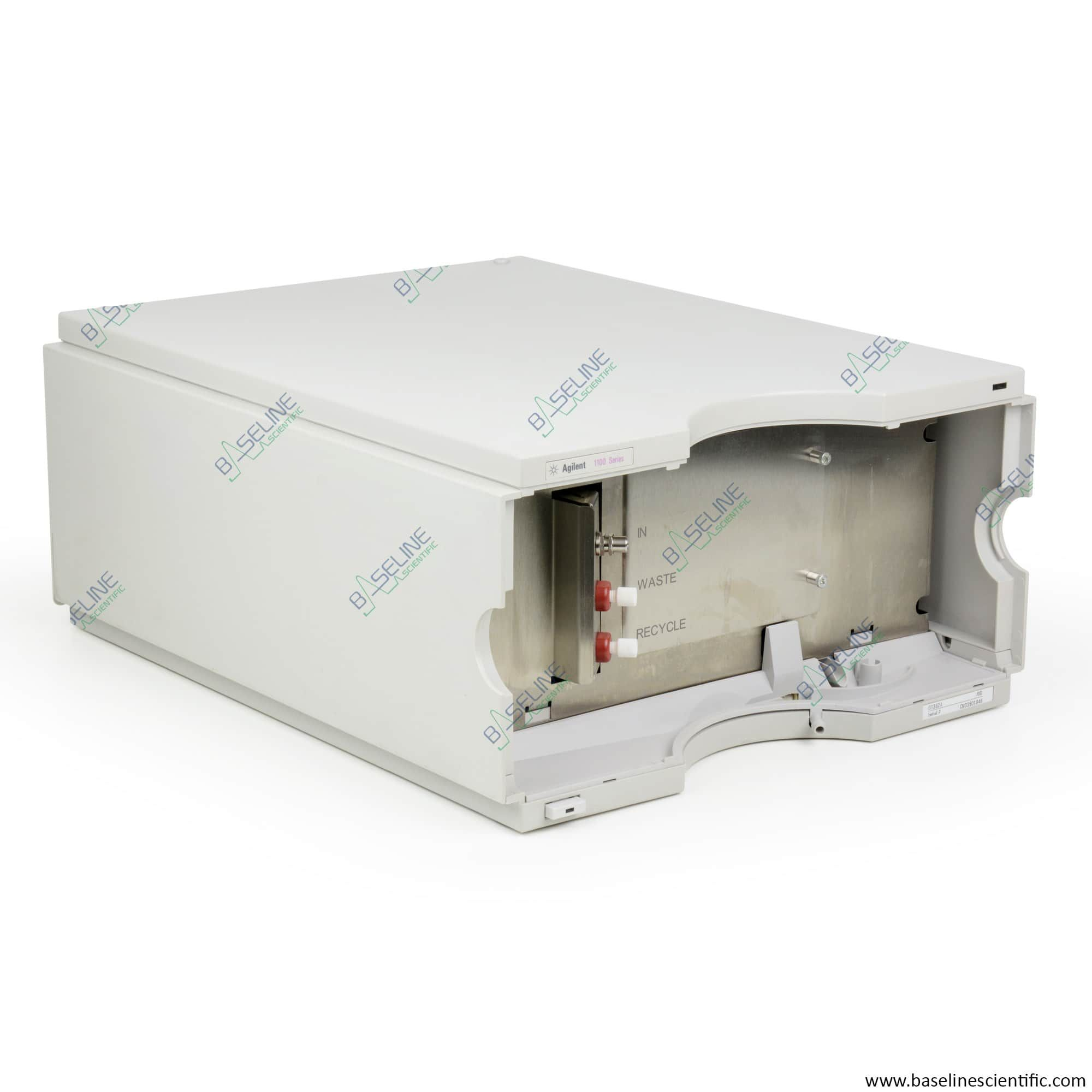 Refurbished Agilent HP 1100 G1362A Refractive Index Detector RID with ONE YEAR WARRANTY
