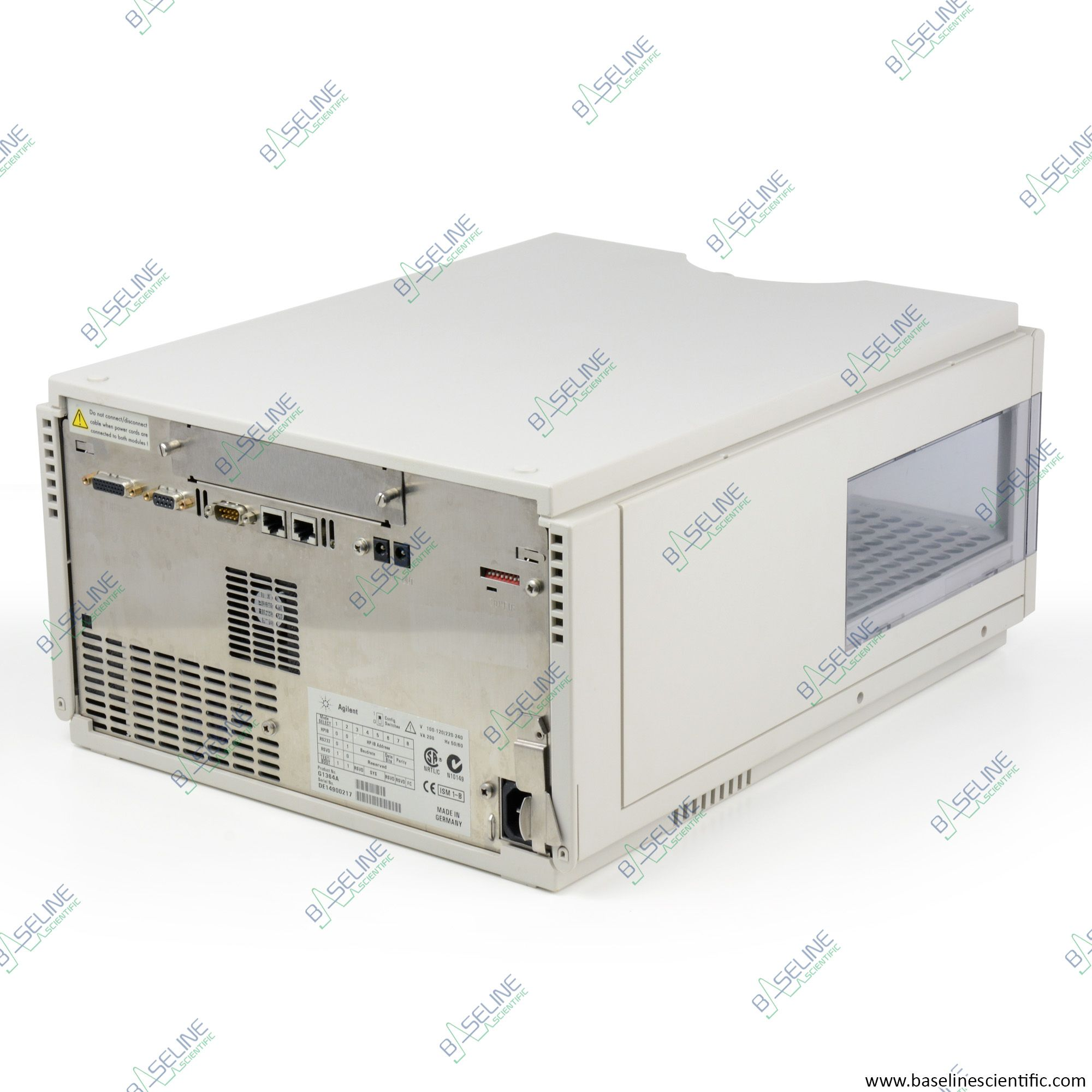 Refurbished Agilent HP 1100 G1364A Analytical Fraction Collector with ONE YEAR WARRANTY