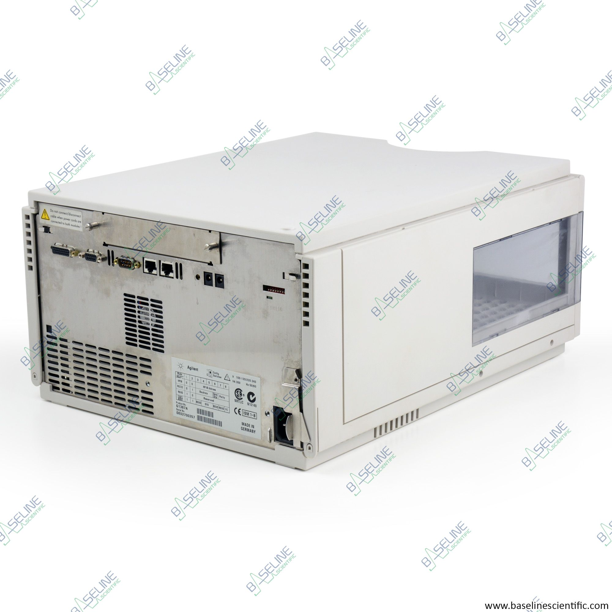Refurbished Agilent HP 1100 G1367A Well-plate Sampler with ONE YEAR WARRANTY
