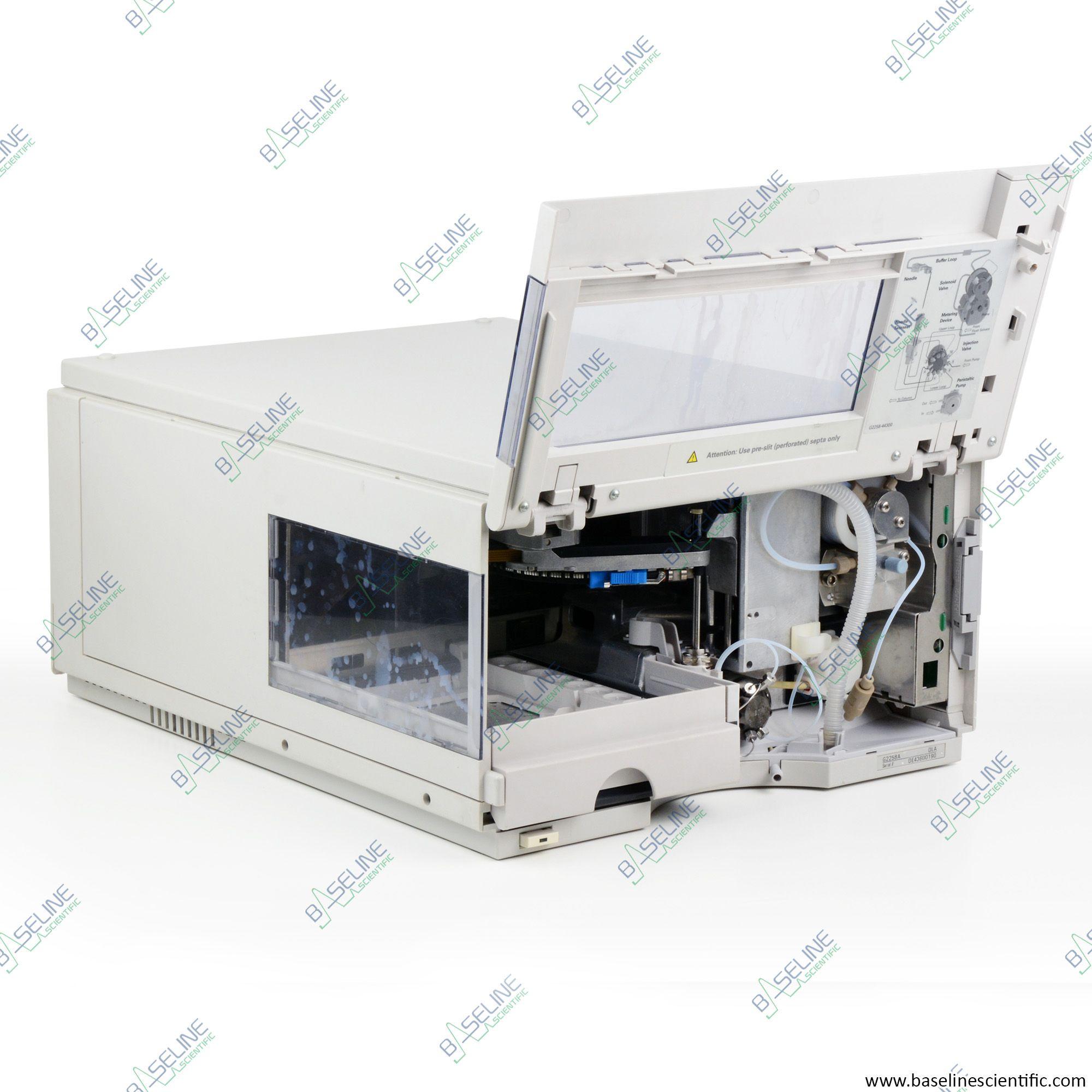 Refurbished Agilent HP 1100 G2258A DLA Autosampler with ONE YEAR WARRANTY