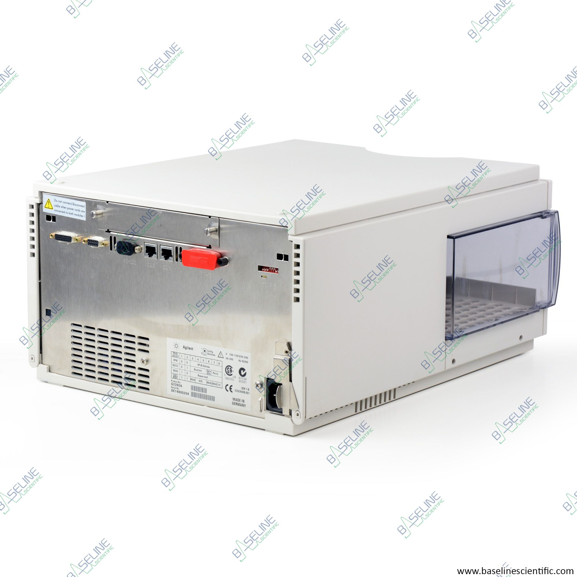 Refurbished Agilent HP 1100 G2260A Preparative Autosampler with ONE YEAR WARRANTY