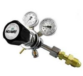 NuAire N2 Gas Regulator