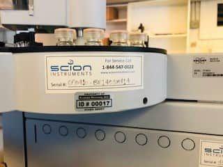Gas Chrom Analyzer - Like New