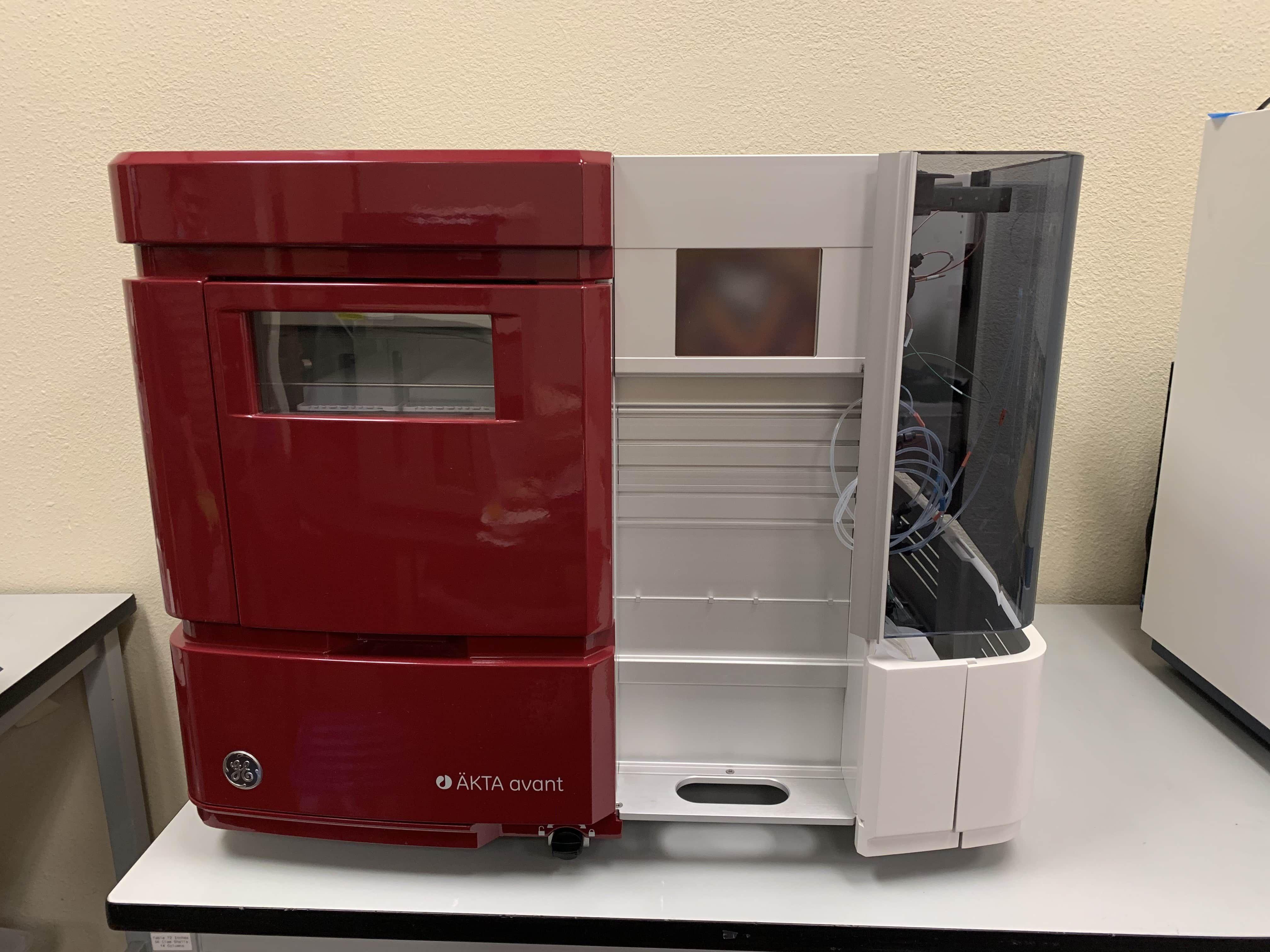 GE AKTA Avant 25 chromatography system- Certified with Warranty