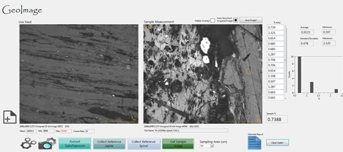 GeoImage™ For Measurement of Vitrinite Reflectance