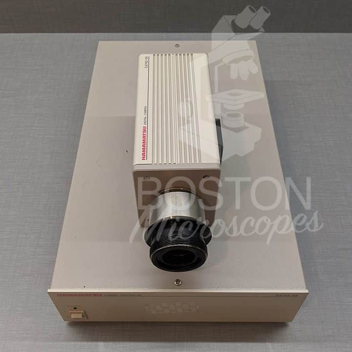 Hamamatsu C4742-95 Orca 100 CCD Monochrome Camera