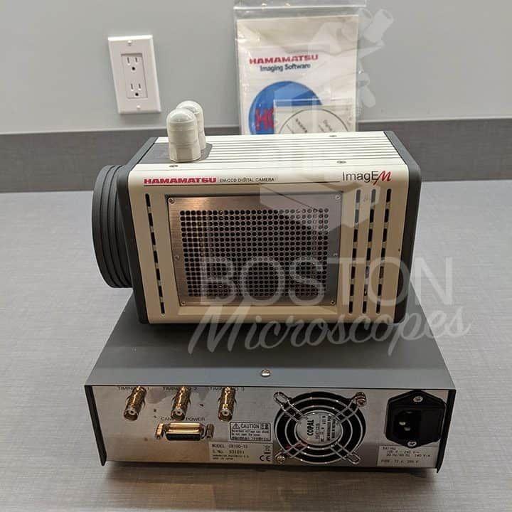 Hamamatsu C9100-13 Image EM EM-CCD Monochrome Camera