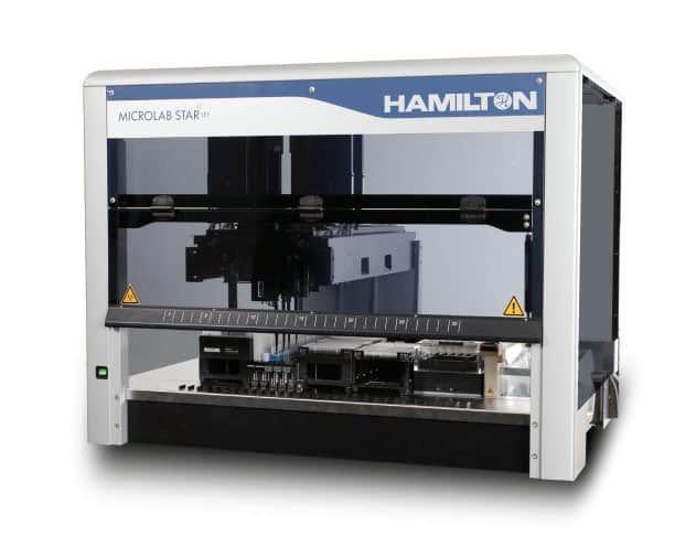 Hamilton Starlet ML 8/384