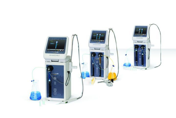 Hamilton Company Microlab 600 Dispenser/Dilution Systems