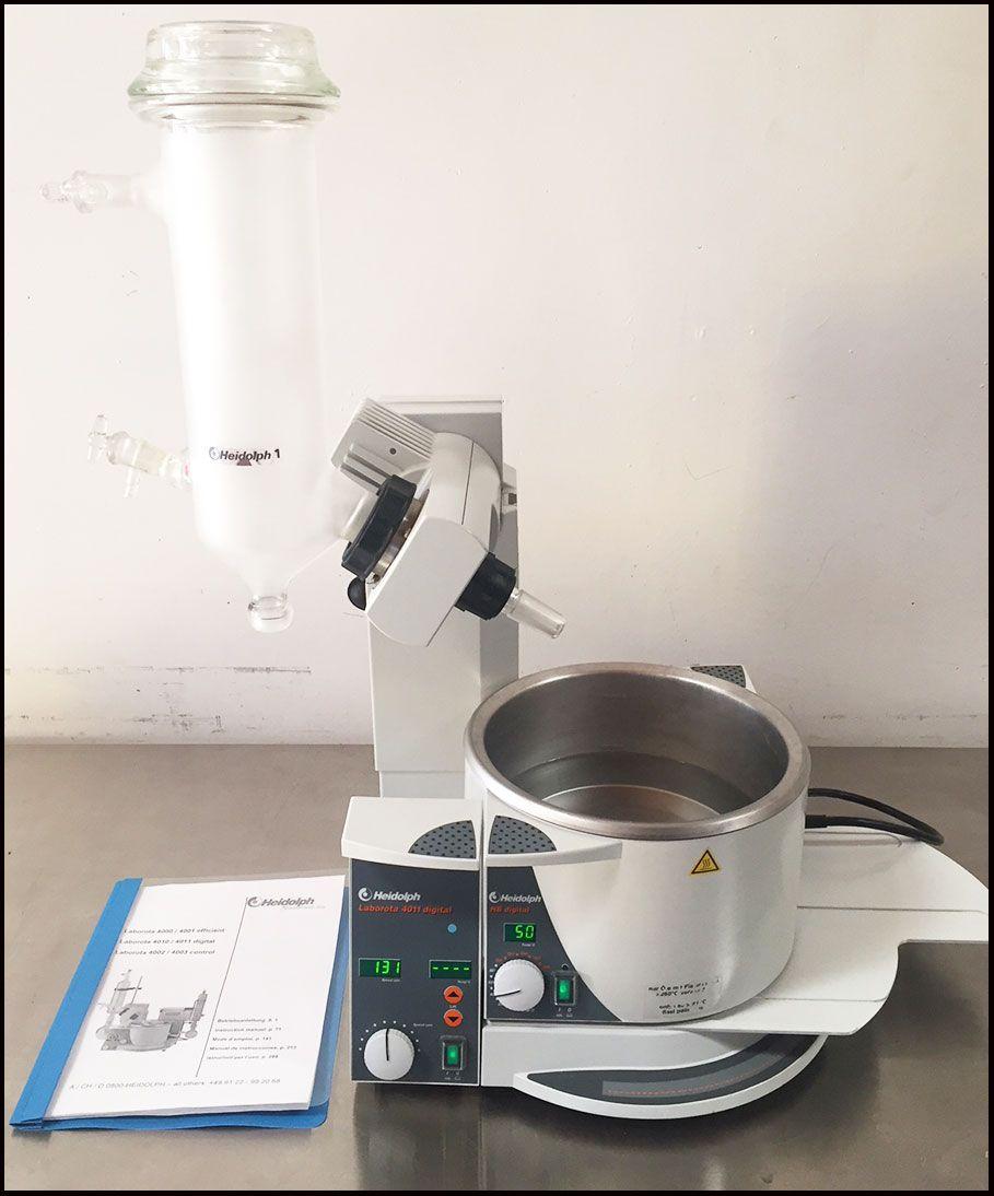 Heidolph Rotary Evaporator 4011 Digital w Warranty