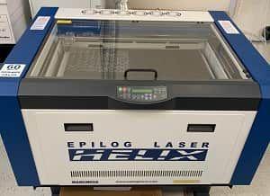 2018 Helix Laser Cutter- Warranty
