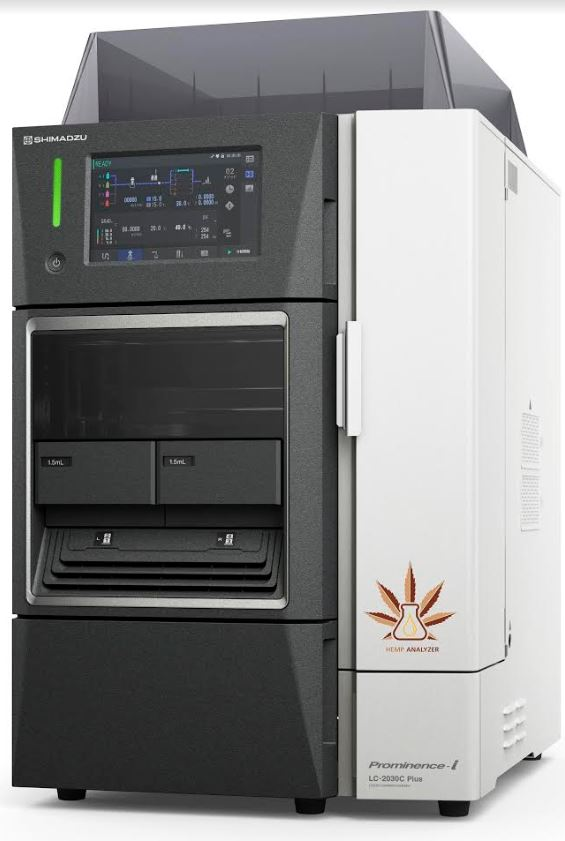 Shimadzu's Hemp Analyzer