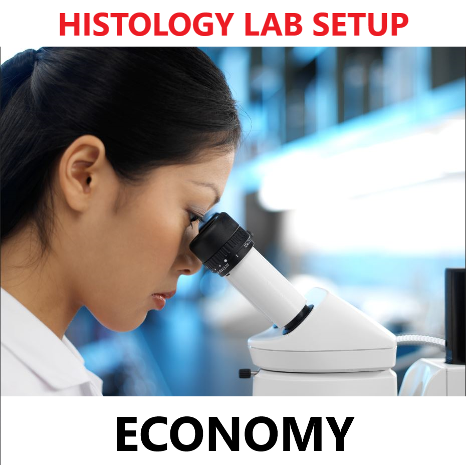 Histology Lab Startup - Economy Package