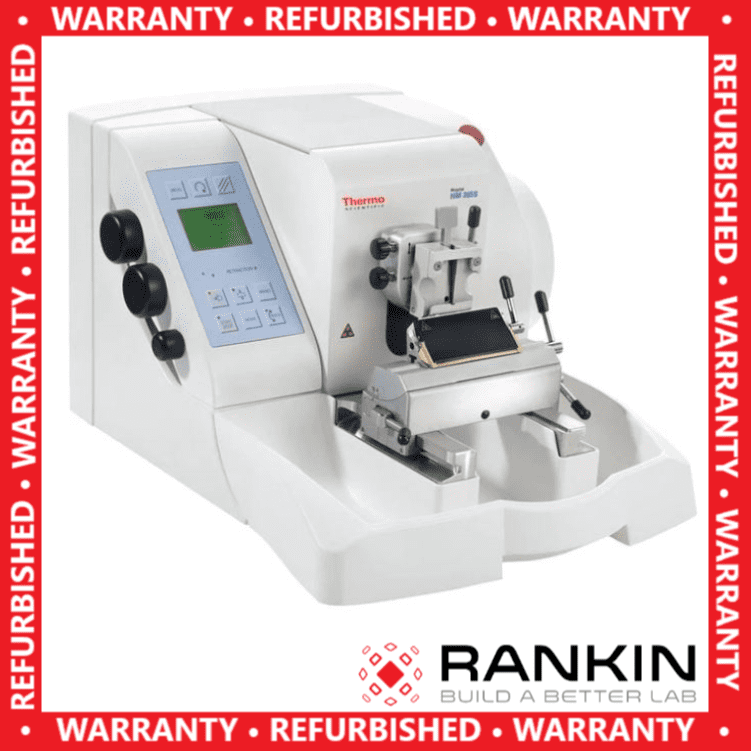 ~$339/mo - Thermo Microm HM 355 S Automated Rotary Microtome   Rankin 1-Year Warranty