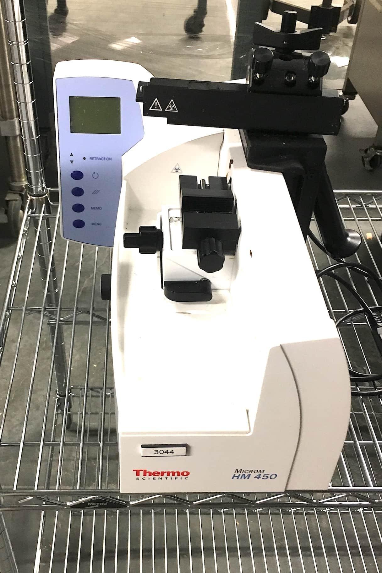 Thermo HM450 Sliding Microtome
