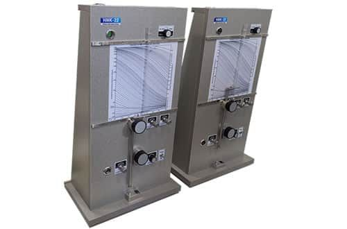 The Fisher Model 95 Sub-Sizer is designed for quick and reproducible measurements of average particle diameters in the 0.2 to 50-micron range